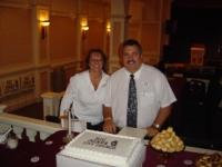 campaign cake